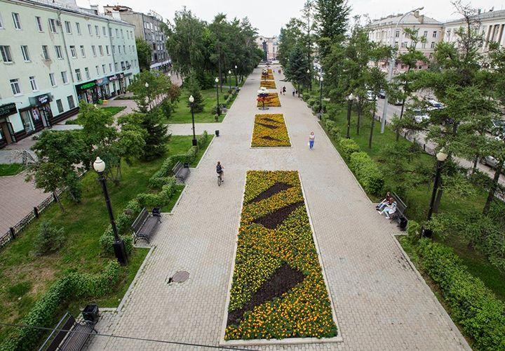Погода в августе в Иркутске