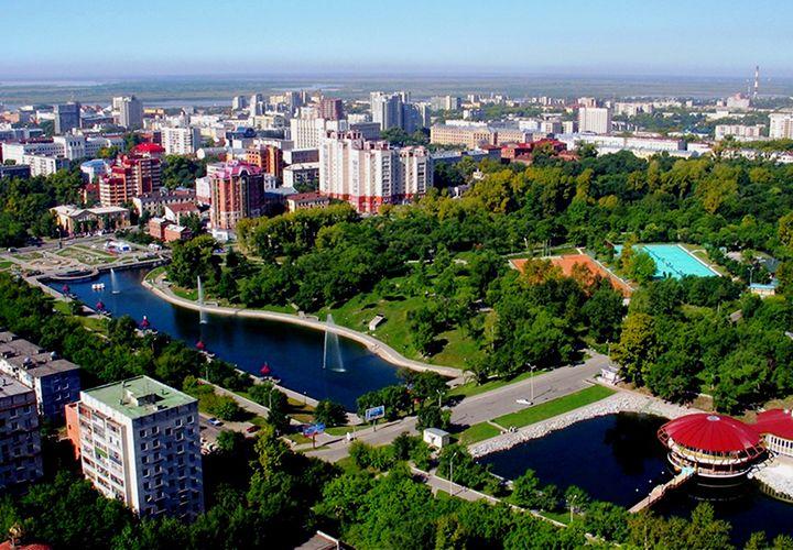 Погода в августе в Хабаровске