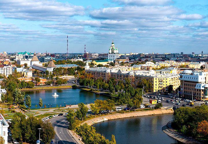 Погода в августе в Астрахани