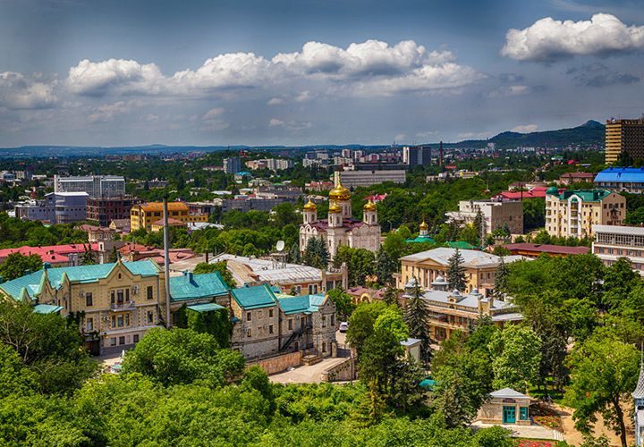 Погода в августе в Пятигорске