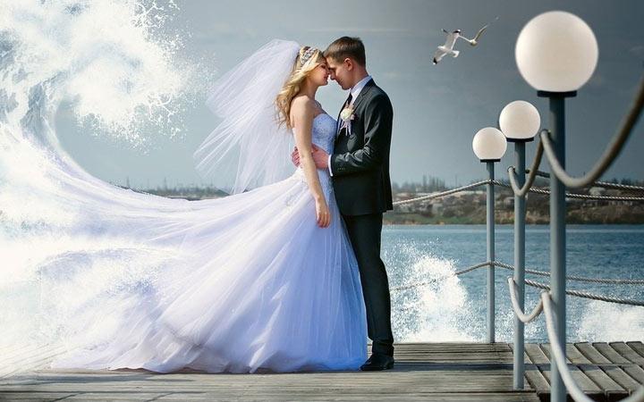Красивые и удачные даты для свадьбы в 2022 году