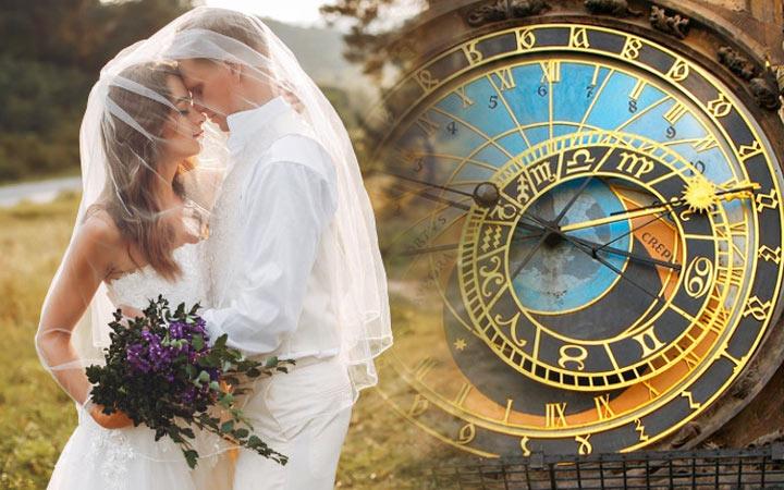 Красивые и счастливые даты календаря 2022 года для свадьбы