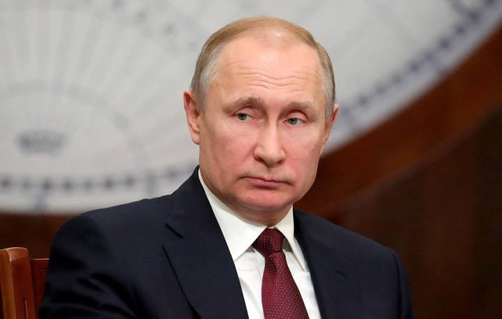 Юбилей Владимира Путина в 2022 году