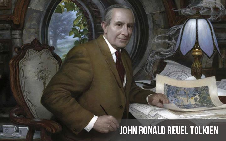 Джон Ро́нальд Ру́эл То́лкин и другие писатели-юбиляры 2022 года