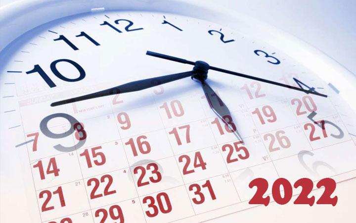 Сколько дней будет в 2022 году и что ждать от года Черного Тигра