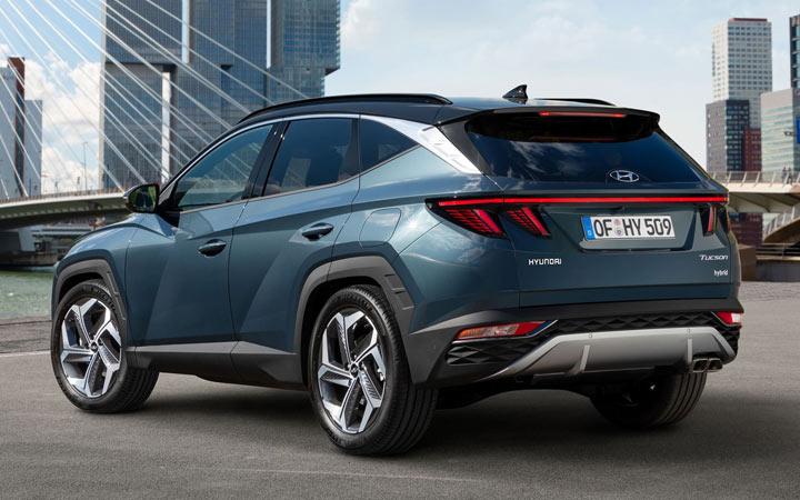 Hyundai Tucson и другие новинки кроссоверов 2021-2022 года