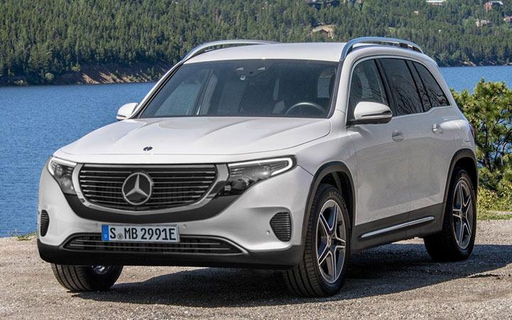 Mercedes EQB и другие новинки кроссоверов 2021-2022 года