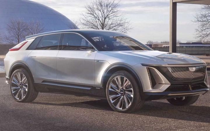 Cadillac Lyriq и другие новинки кроссоверов 2021-2022 года