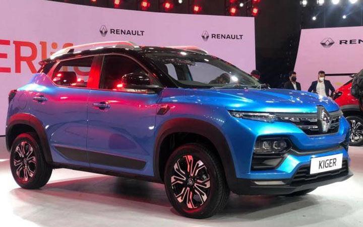 Renault Kiger и другие новинки кроссоверов 2021-2022 года