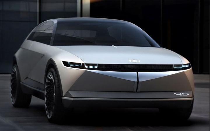 Hyundai IONIQ 5 2022 года