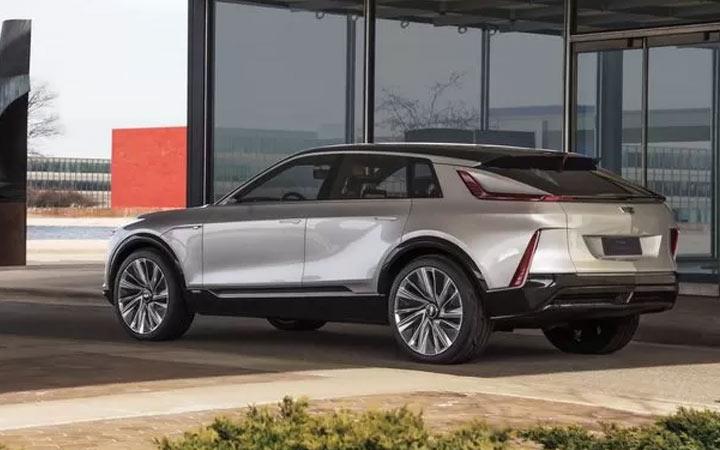 Cadillac Lyriq и другие новые кроссоверы 2021-2022 года