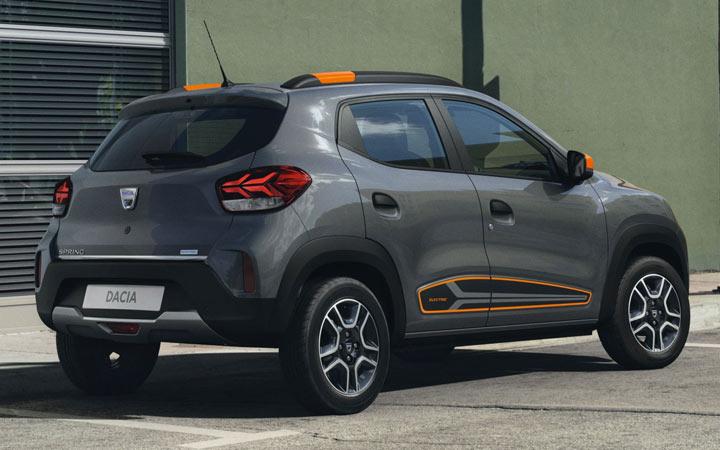 Dacia Spring и другие новинки кроссоверов 2021-2022 года