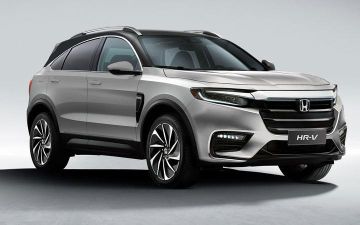 Honda HR-V и другие новинки кроссоверов 2021-2022 года