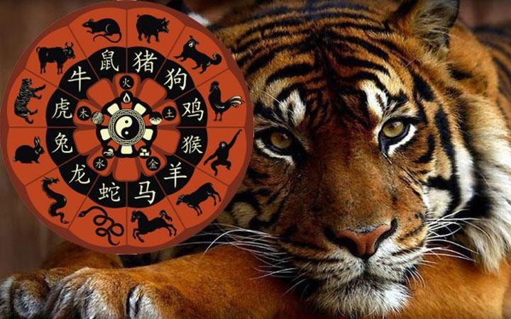 Китайский Новый год Черного Водяного Тигра в 2022 году