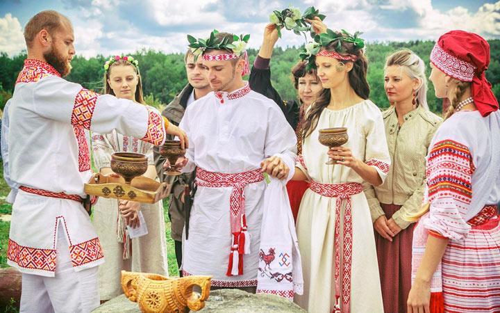 Красная горка в 2022 дата и традиции праздника