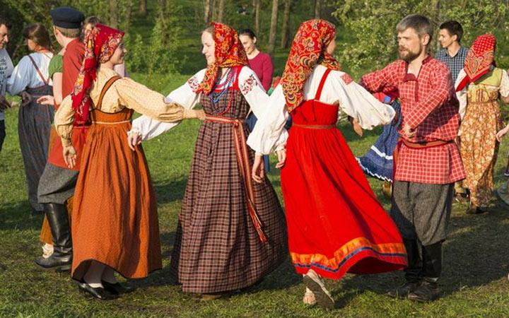 Красная горка в 2022 - история и традиции праздника