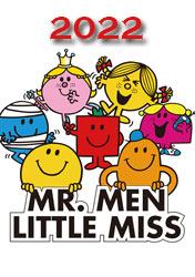 Самые ожидаемые мультфильмы 2022 года - Мистер Мэн и Маленькая Мисс