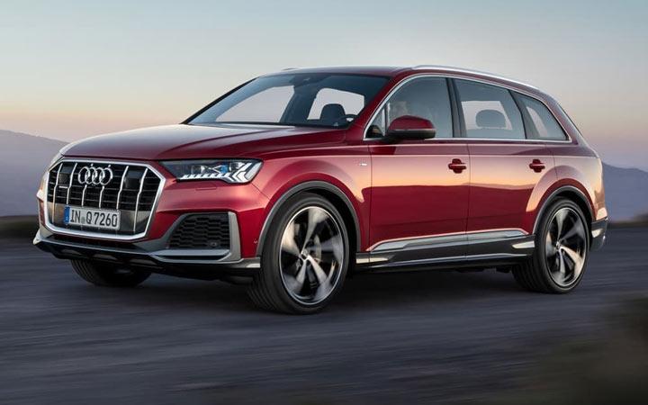 Audi Q9 и другие новинки внедорожников 2021-2022 года