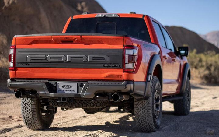 Ford Raptor и другие внедорожники 2021-2022 года