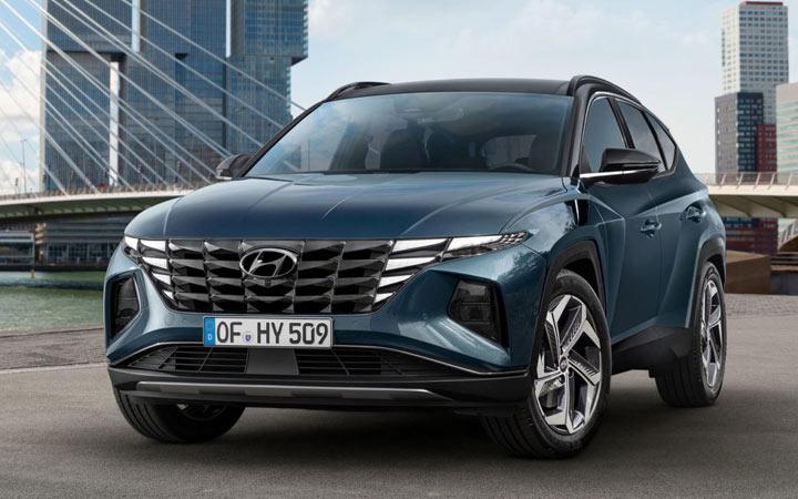 Hyundai Tucson и другие новинки внедорожников 2021-2022 года