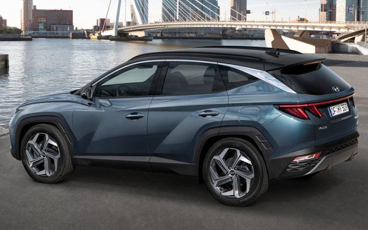 Hyundai Tucson и другие внедорожники 2021-2022 года