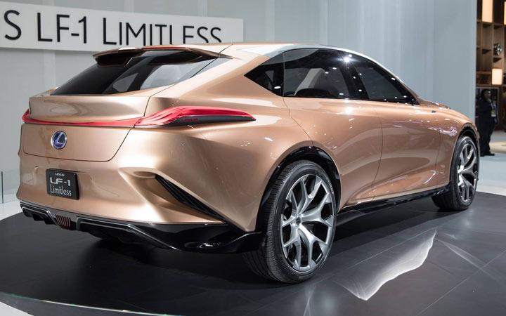 Lexus LQ и другие внедорожники 2021-2022 года