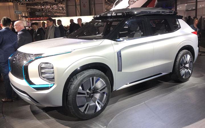 Mitsubishi Outlander и другие новинки внедорожников 2021-2022 года