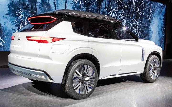 Mitsubishi Outlander и другие внедорожники 2021-2022 года
