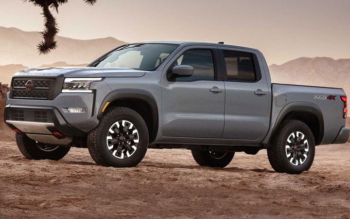 Nissan Frontier и другие новинки внедорожников 2021-2022 года