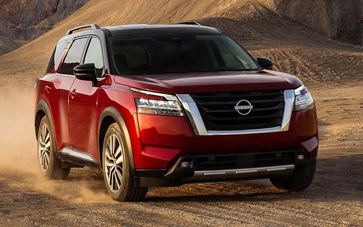 Nissan Pathfinder и другие новинки внедорожников 2021-2022 года