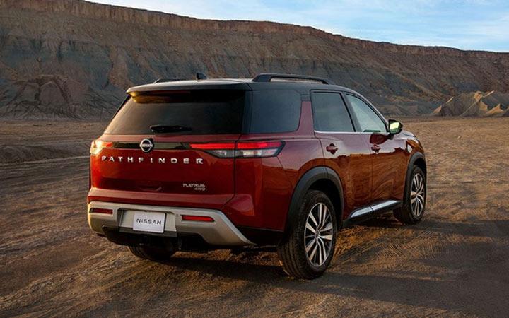 Nissan Pathfinder и другие внедорожники 2021-2022 года
