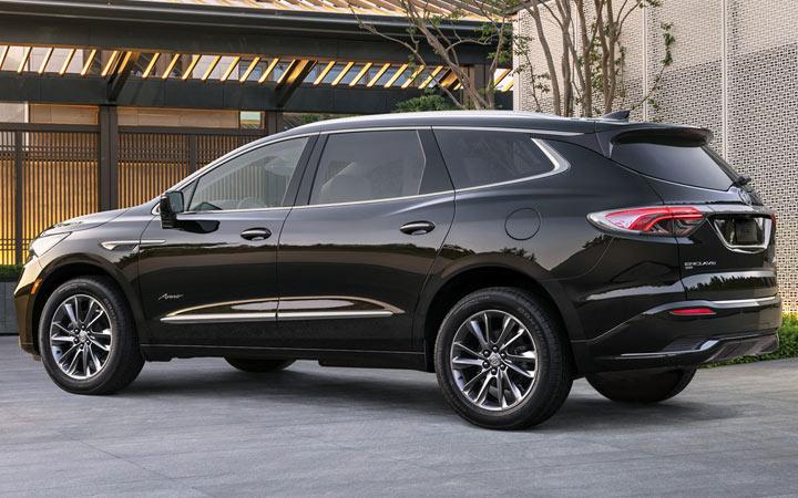 Buick Enclave и другие внедорожники 2021-2022 года
