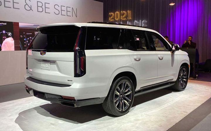 Cadillac Escalade 5 и другие внедорожники 2021-2022 года