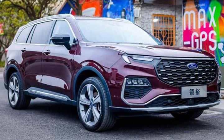 Ford Equator и другие новинки внедорожников 2021-2022 года