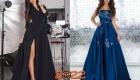 Вечерние новогодние платья на 2022 год