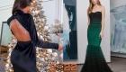 Оригинальные новогодние платья на 2022 год