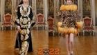 Модели высокой моды - образы на Новый Год 2022