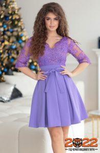 Красивое платье беби-дол на 2022 год