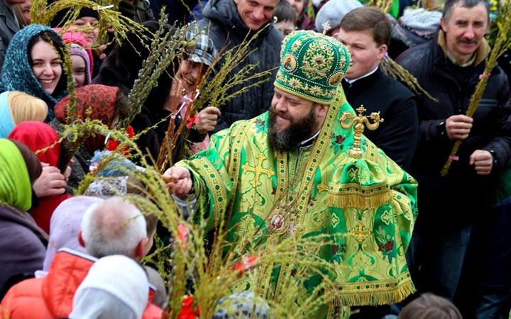 Вербное воскресенье в 2022 году - дата празднования