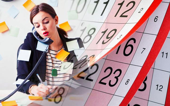 Рабочие, выходные и праздничные дни в 2022 году