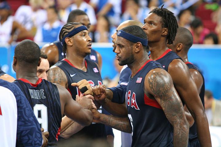 Сборная США по баскетболу
