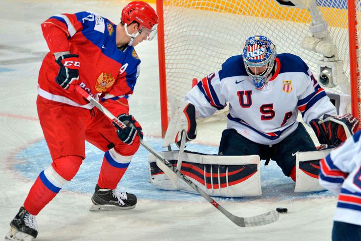 Чемпионат мира по хоккею: игра