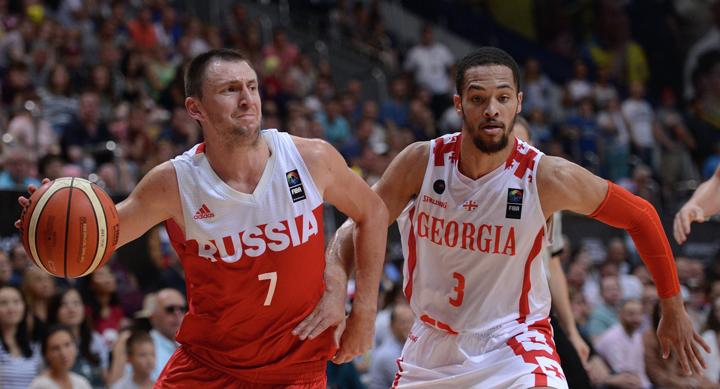 Россия-Грузия: отборочный матч к Чемпионату мира