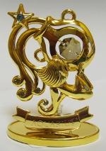 знак зодиака водолей из золота