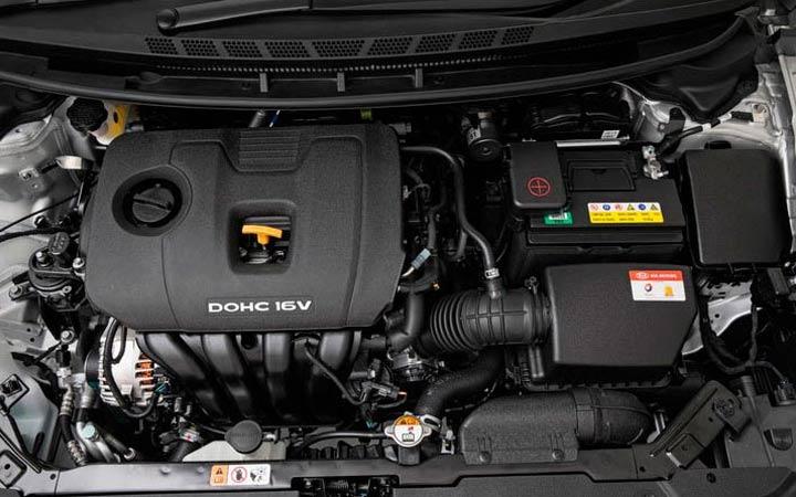 Двигатель Киа Церато 2019