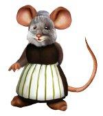 крыса бабушка