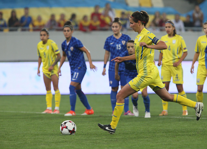 Квалификация к Чемпионату мира: Украина-Хорватия