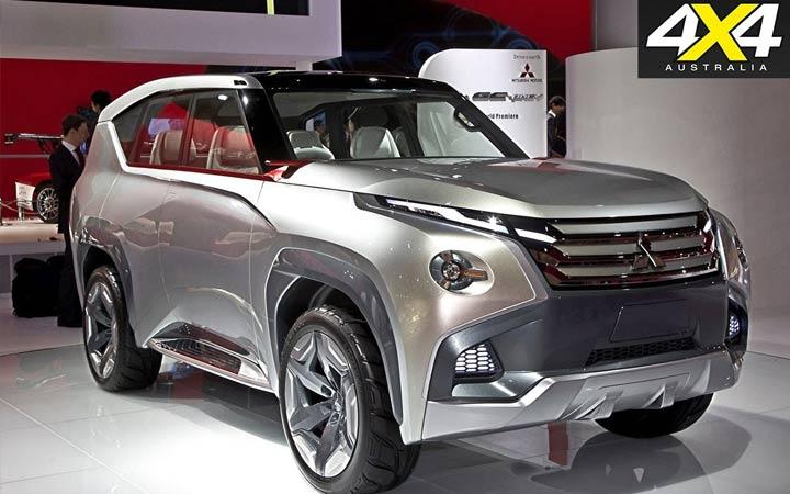 Mitsubishi Pajero 2019