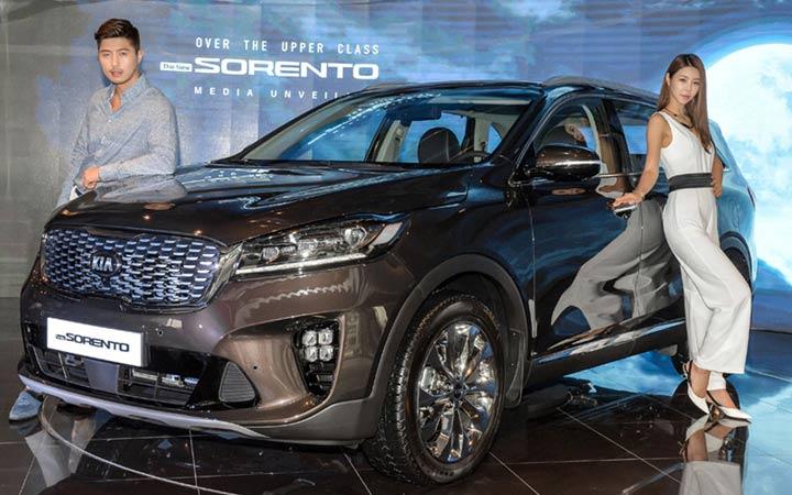 Kia Sorento Prime 2018-2019