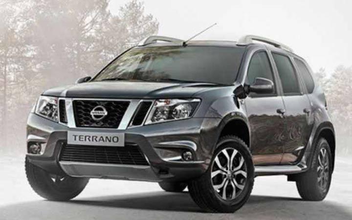 Nissan Terrano 2019